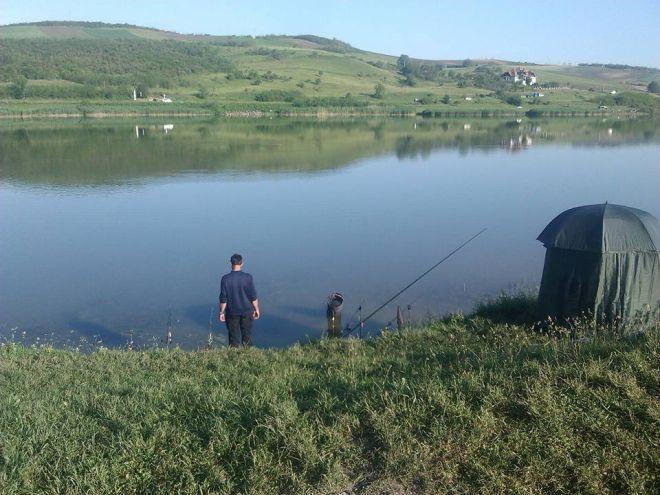 balta pescuit zau de campie mures